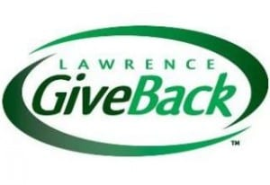 Lawrence GiveBack Logo