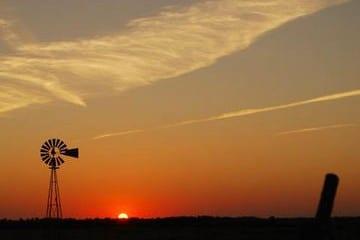 Kansas-Sunset