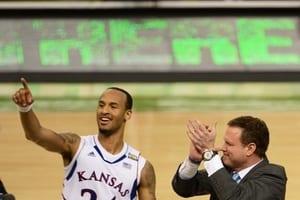 NCAA Basketball: Division I Championship-Ohio State vs Kansas