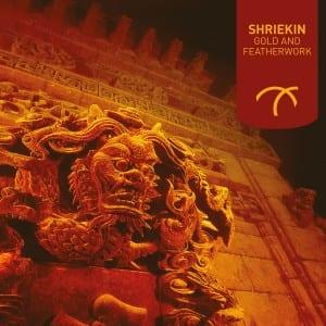 Shriekin - Gold and Featherwork