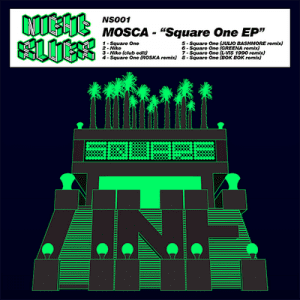 Mosca - Square One EP (2010)