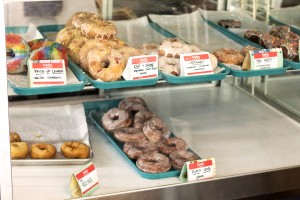 Ladybird Diner Donuts