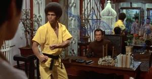 Jim Kelly, Enter the Dragon (1973)
