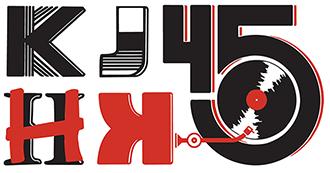 KJHK 45 Logo