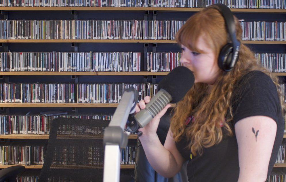 Rachel Bennet KJHK DJ