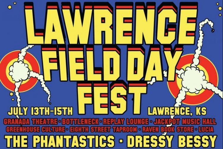Lawrence Field Day Fest 6