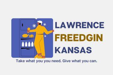 Lawrence Freedgin Kansas logo